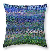 Abstract Patterns Four Throw Pillow