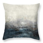 Abstract Print 9 Throw Pillow