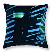 Abstract Reflection 9 Throw Pillow