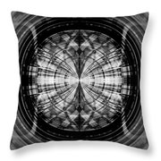 Abstract Structure 2 Throw Pillow