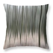 Abstract Trees 4 Throw Pillow