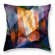 Abstraction 0257 Marucii Throw Pillow