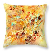 Abstraction 0263 Marucii Throw Pillow