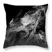 Abstraction 0286 - Marucii Throw Pillow