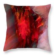 Abstraction 0381 Marucii Throw Pillow
