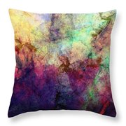 Abstraction 042914 Throw Pillow