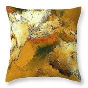 Abstraction 0434 Marucii Throw Pillow