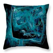 Abstraction 0534 Marucii Throw Pillow