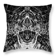 Abstraction 0542 Marucii Throw Pillow