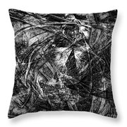 Abstraction 0560 - Marucii Throw Pillow