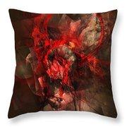 Abstraction 0562 Marucii Throw Pillow