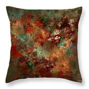 Abstraction 0563 Marucii Throw Pillow