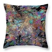 Abstraction 0581 Marucii Throw Pillow