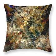 Abstraction 0618 Marucii Throw Pillow