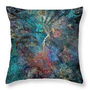 Abstraction 0638 Marucii Throw Pillow