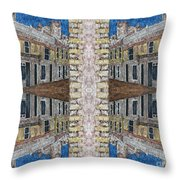 Abstraction 120 Throw Pillow