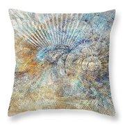 Abstraction 476-09-13 Marucii Throw Pillow