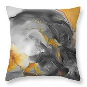 Abstraction 590-11-13 Marucii Throw Pillow