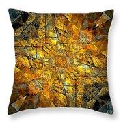 Abstraction 634-12-13 Marucii Throw Pillow
