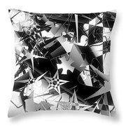 Abstraction 701-marucii Throw Pillow