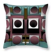 Abstracto 2 Throw Pillow