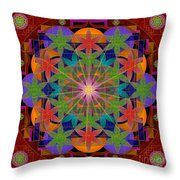 Abydos 2014 Throw Pillow