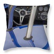 Ac 427r Cobra Interior Throw Pillow