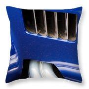 Ac 427r Ford Cobra Details Throw Pillow