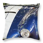 Ac Cobra Shelby Throw Pillow