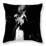 Ac Dc #15 Throw Pillow