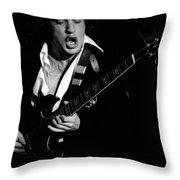 Ac Dc #16 Throw Pillow