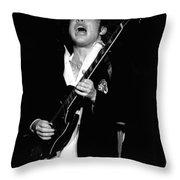 Ac Dc #31 Throw Pillow