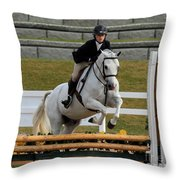 Ac-hunter11 Throw Pillow