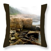 Acadia Morning 7647 Throw Pillow