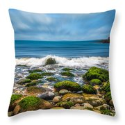 Acadia Ocean Breeze Throw Pillow