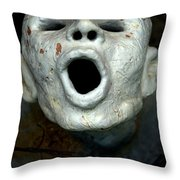 Acapella - Limited Edition Throw Pillow