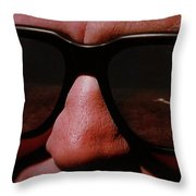 ACE Throw Pillow by Rob Hans