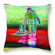 Acknowledged Throw Pillow
