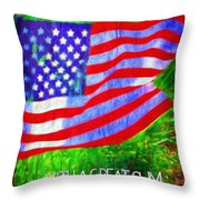 Acts 22 28 Throw Pillow