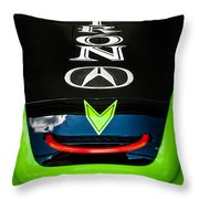 Acura Patron Car Hood Throw Pillow
