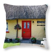 Adare Ireland 7289 Throw Pillow