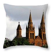 Adelaide 3 Throw Pillow