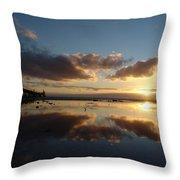 Adelaide Sunset Throw Pillow