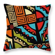 Perfect Imperfections IIv2 Throw Pillow
