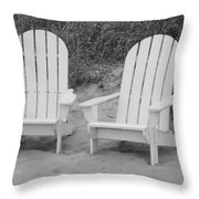 Adirondachairs Throw Pillow