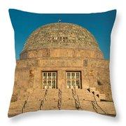 Adler Planetarium Chicago Il Throw Pillow