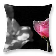 Admiration Throw Pillow