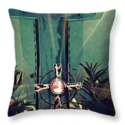 Bread From Heaven Throw Pillow