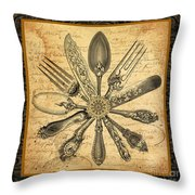 Adriana-c Throw Pillow