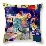 Tzaddik Emes 3 Throw Pillow